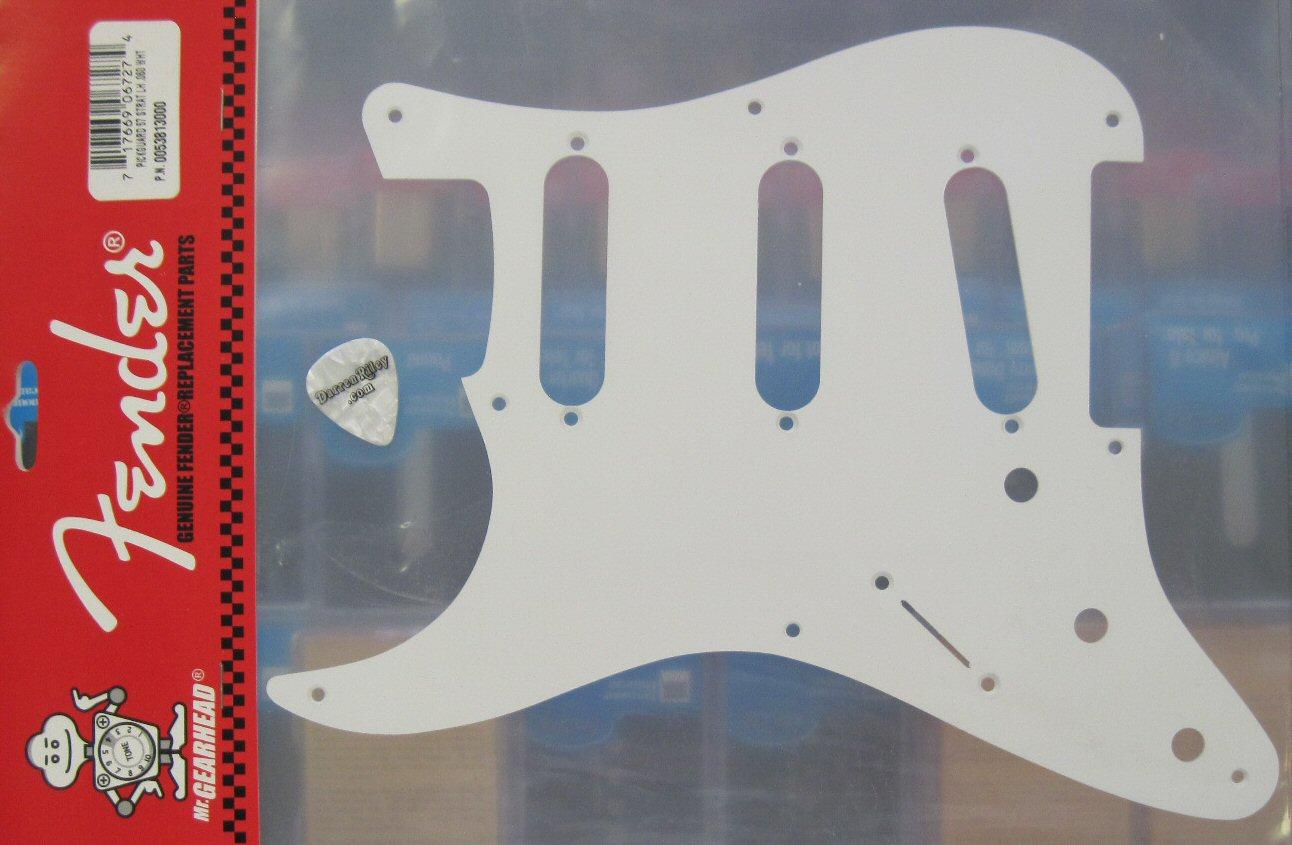 8-Hole NEW Pickguard For Vintage Fender Strat CLEAR