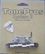 TonePros T3BT-C Metric Tune-O-Matic bridge