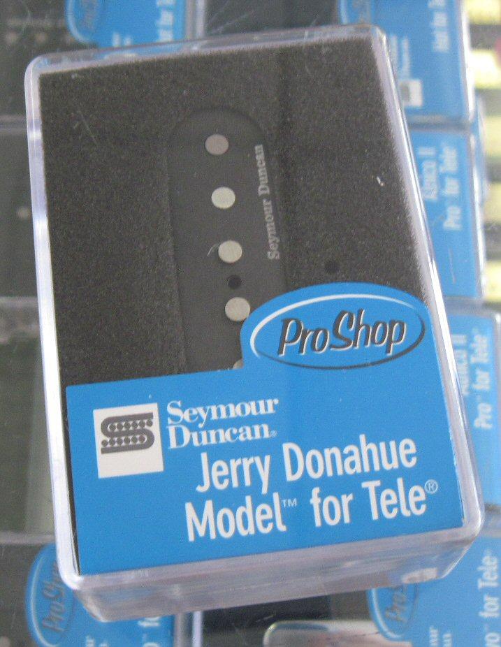 Seymour Duncan APTL-3JD Jerry Donahue Tele Bridge Pickup Sweet /& Balanced Tone