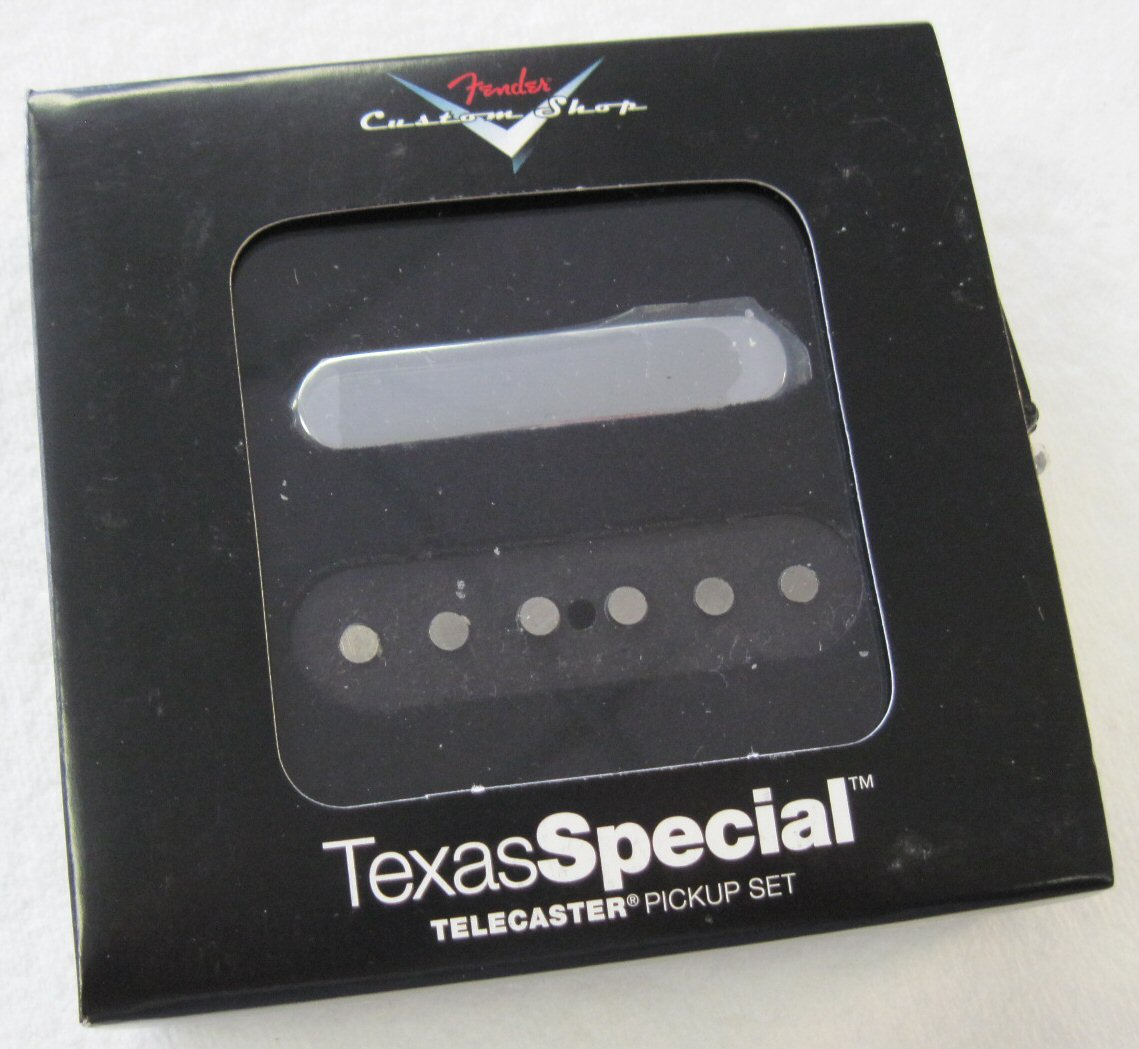 Fender Texas Special Telecaster pickups 0992121000 099-2121-000Darren Riley's Guitar & Amp Shop