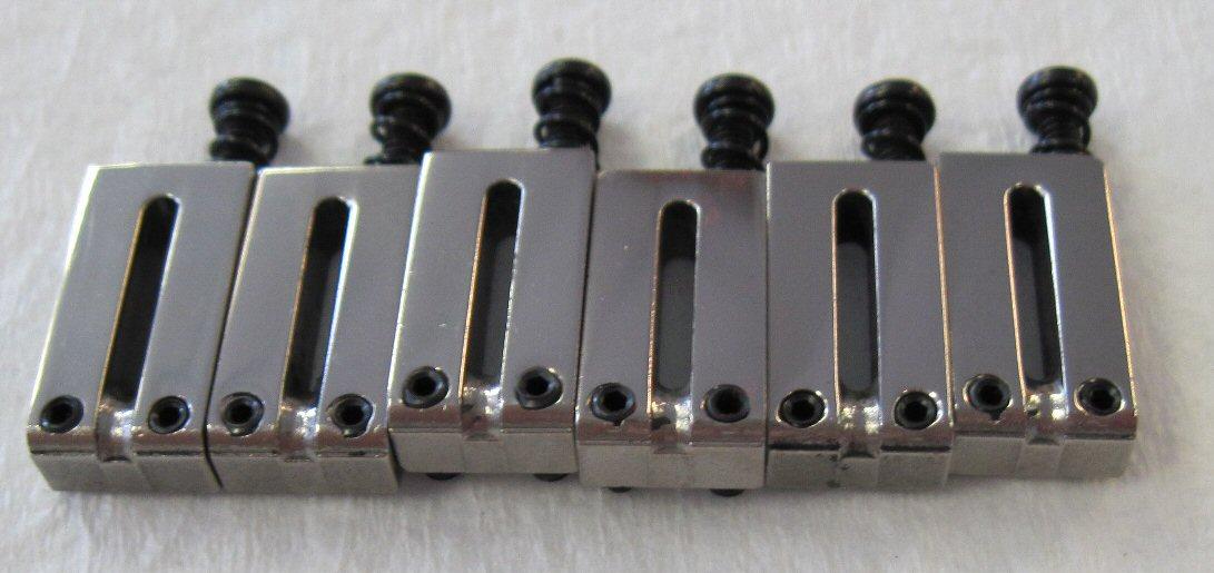 Fender 3 Saddle American Vine Hot Rod Telecaster Bridge Embly Tailpiece