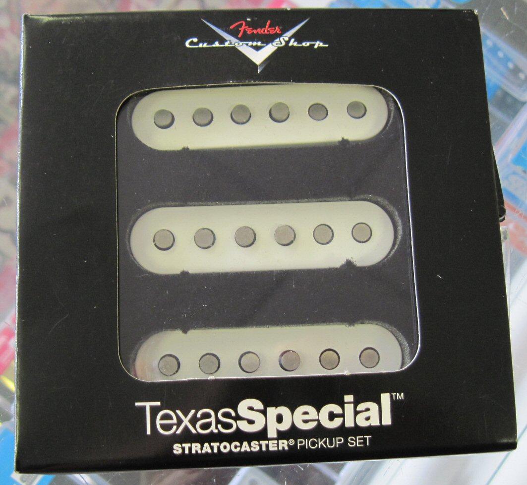 Fender Custom Shop Texas Special Stratocaster Pickups 0992111000 099