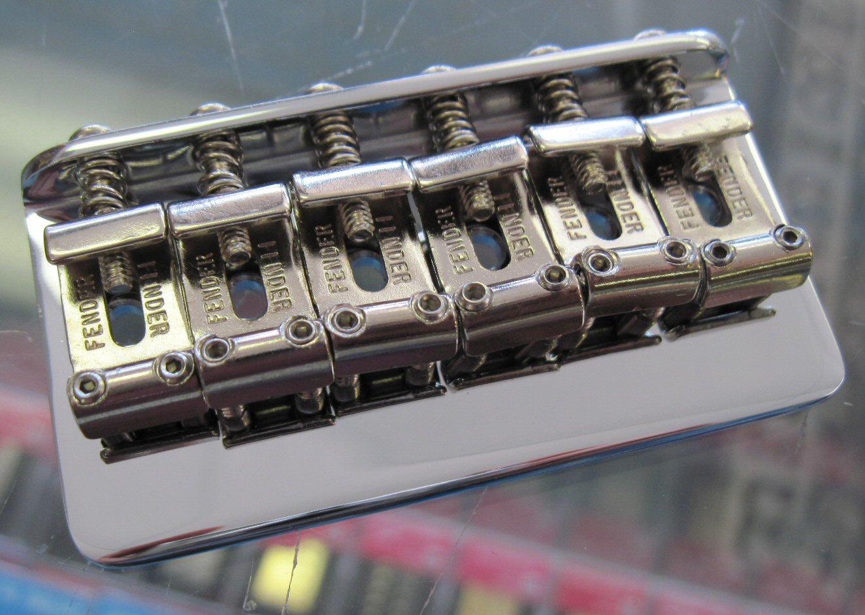 Fender American Vintage Non-Tremolo Stratocaster Bridge 0037592049