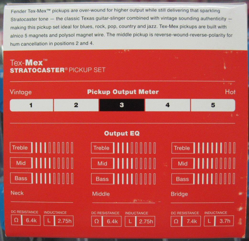 fender tex mex stratocaster pickups set 0992131000 099 2131 000 rh darrenriley com