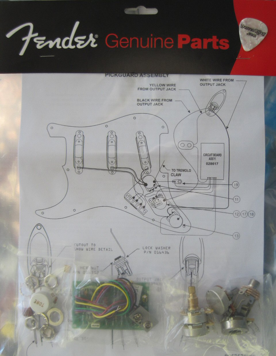 Wiring Diagram Fender Mid Boost - Wiring Diagram M4 on