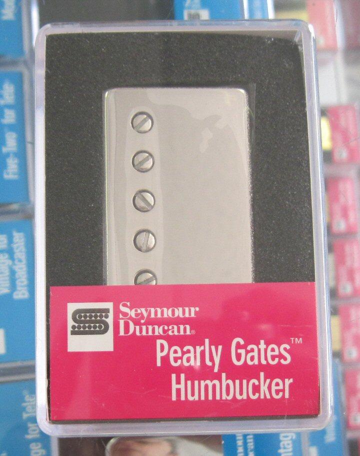 Seymour Duncan SH-PG1b Pearly Gates bridge NICKEL