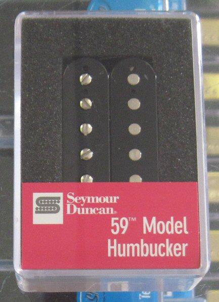 Seymour Duncan SH-1n 59 neck BLACK 4-conductor