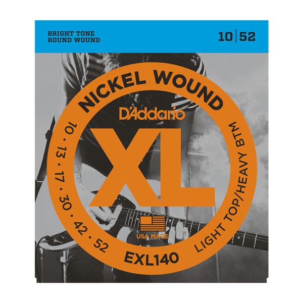 addario exl140 nickel wound 10 52 4 95 d addario exl140 in stock add ...