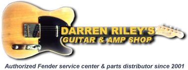 – Darren Riley's Guitar & Amp Shop