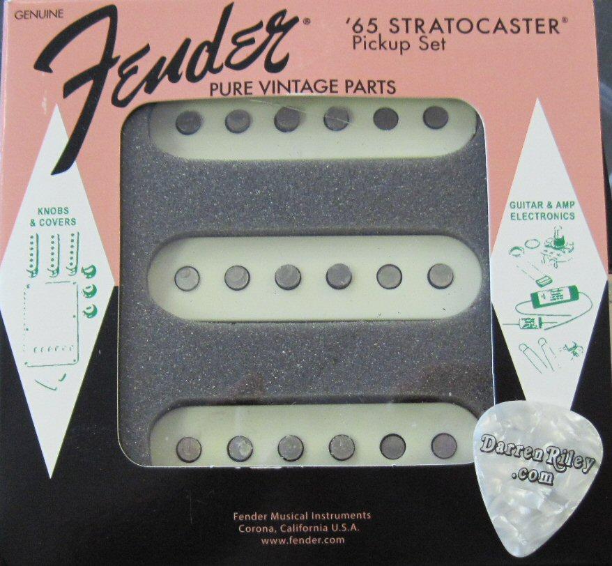 fender american vintage 65 stratocaster pickups 0992237000 099 2237 000. Black Bedroom Furniture Sets. Home Design Ideas