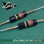 Luxe bumble Bee caps