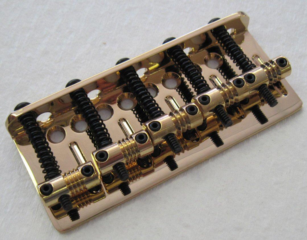 Fender American Deluxe Bass V 5 String Bridge Gold 0058328000 005