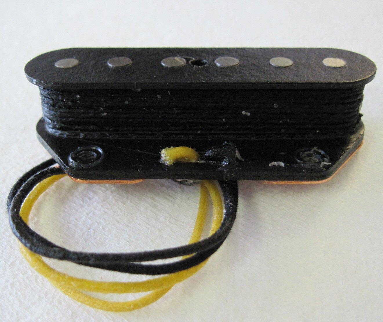 Fender Usa Vintage 56 57 Telecaster Bridge Pickup 0018484000 Wiring Stack