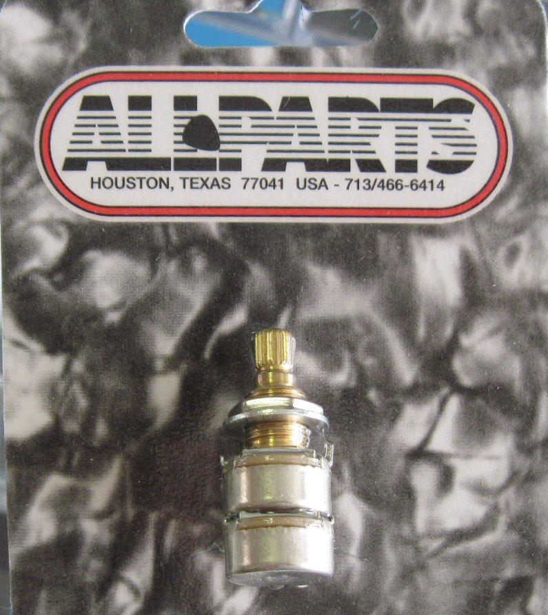 EP-6385-000 CTS 250K Guitar Balance-Blend Center Detent Audio Pot 1